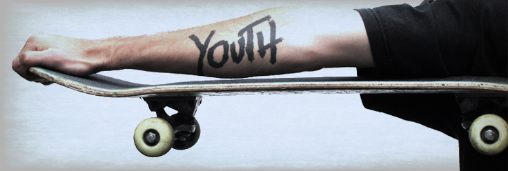 ZA KULISAMI – YOUTH SKATEBOARDS