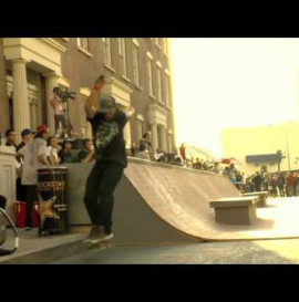 ZOO YORK AT THE VANS DOWNTOWN SHOWDOWN 2009